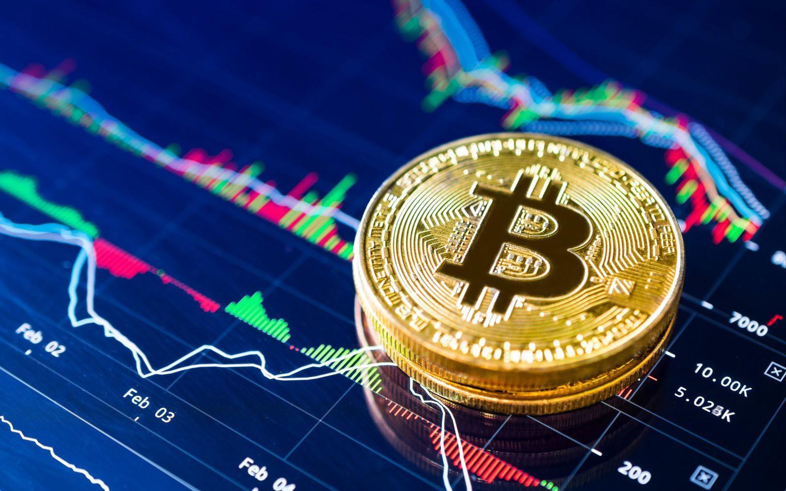 Първата в света криптовалута успя да да премине през съпротивлението