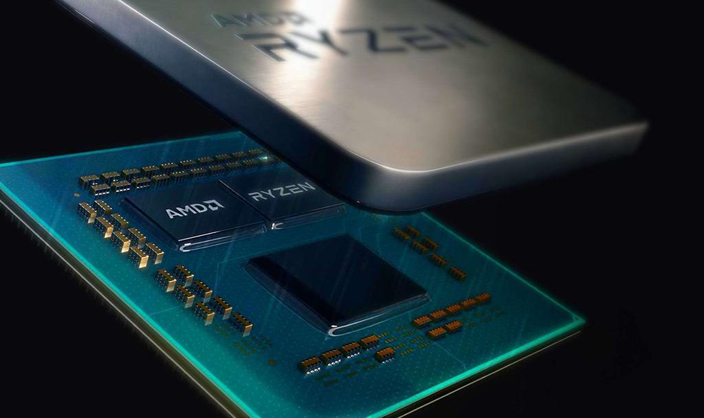 Въпреки че според предишните две поколения процесори Ryzen би трябвало