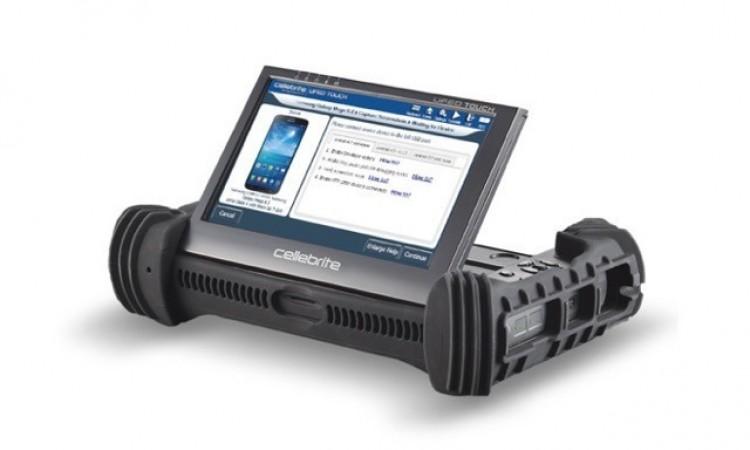 Израелската компания Cellebrite представи устройството UFED Premium, което може да