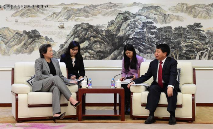 Генералният директор на AMD Лиза Су (Lisa Su) в интервю