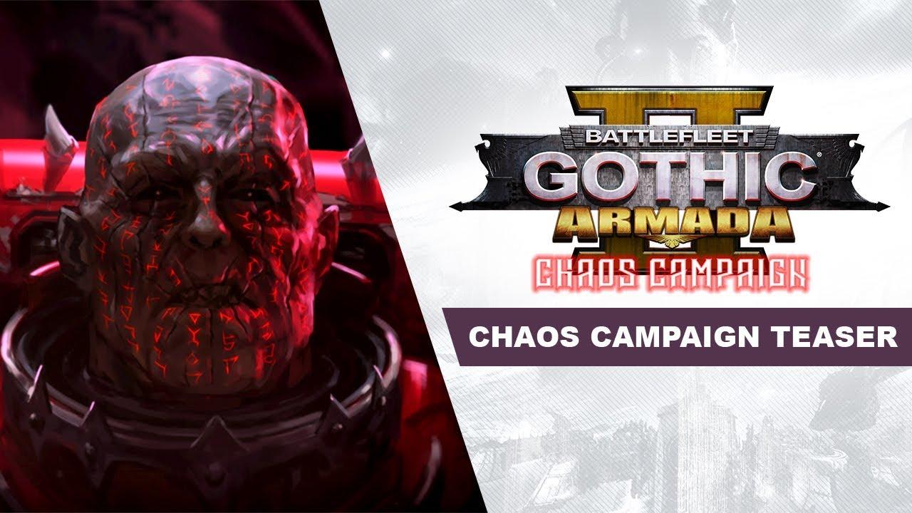 Чудесният RTS Tindalos Interactive Battlefleet Gothic: Armada 2 ще ви