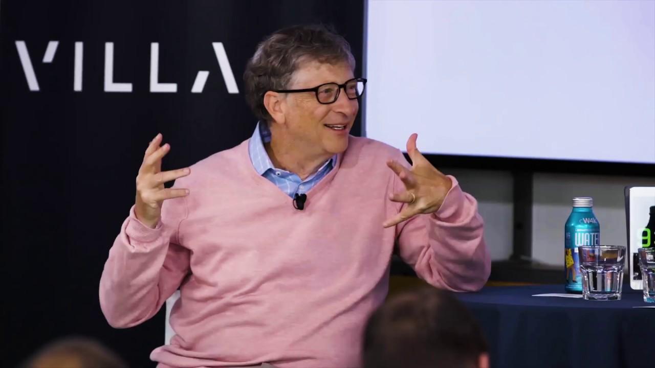 Бащата на Майкрософт Бил Гейтс разкри коя е най-големият му