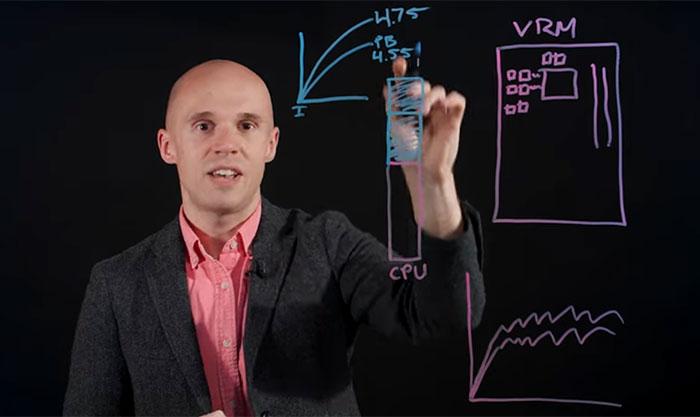 В процесорите AMD Ryzen от трето поколение се използва усъвършенстваната