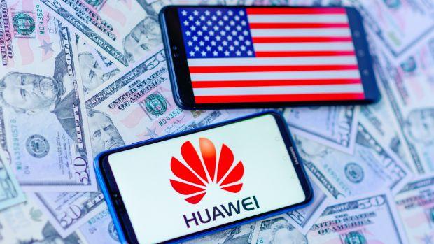 Снимка: САЩ може да възстанови напълно търговията с Huawei до няколко седмици