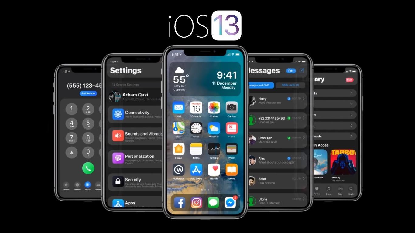 Снимка: Ето някои от новите неща, които ще видим в iOS 13