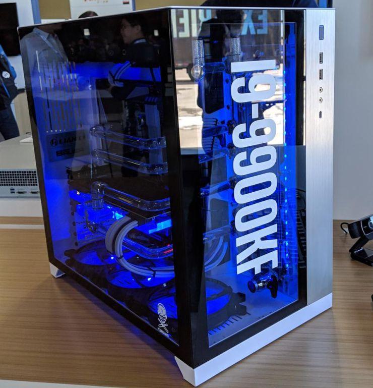Логиката за появата на процесорите Intel Coffee Lake Refresh от