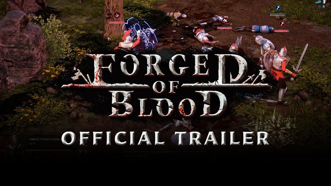 Forged of Blood, тактическото RPG на Critical Forge, получи за