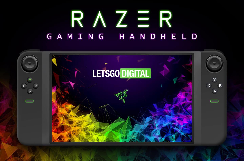 Razer работи върху невероятен конкурент на Nintendo Switch?