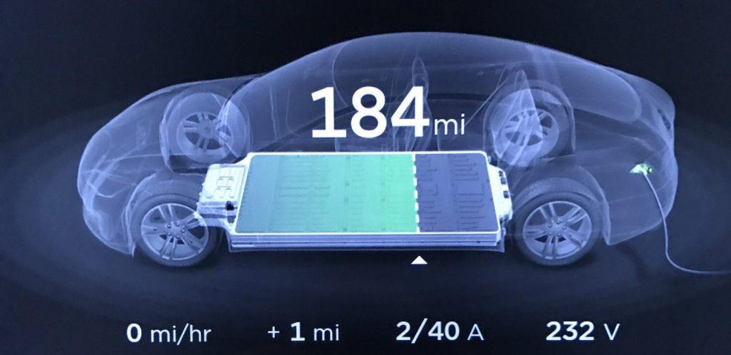 Ефективността на електромобилите на Tesla всяка година расте с 3%
