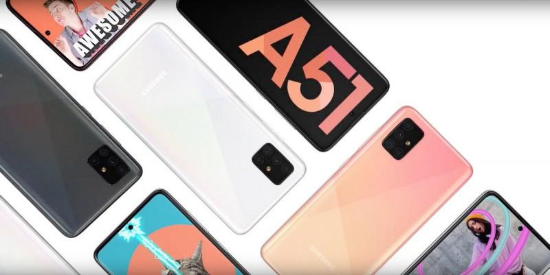 Samsung представи наследника на смартфона Galaxy A50, значително подобрявайки техническите