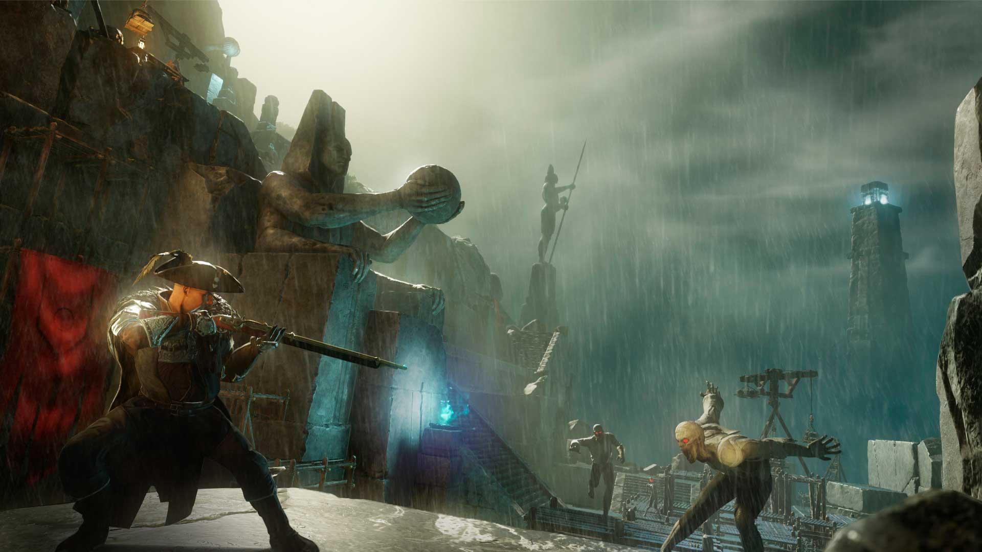 Amazon Games обяви официално, че тяхната ММО игра New World