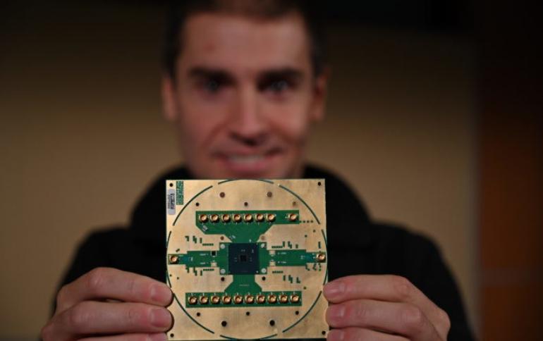 Intel Labs днес представи чип за криогенен контрол, който се