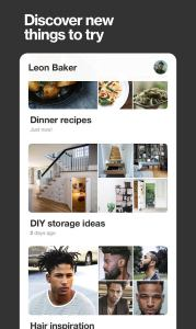 pinterest android app 3