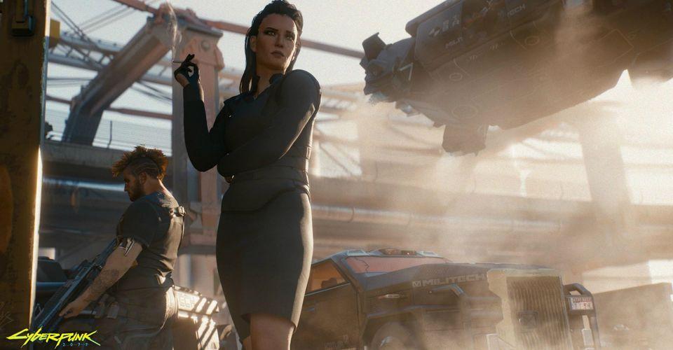По-рано този месец ви съобщихме новината, че Cyberpunk 2077 няма