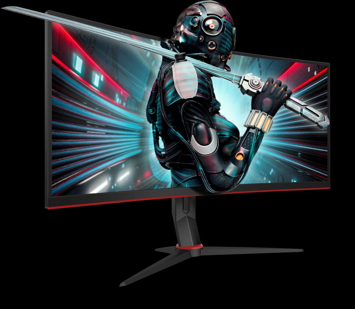 AOC пуска два нови 27 QHD дисплея със супер спецификации