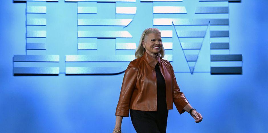 След прекарани почти четири десетилетия на служба в IBM, изпълнителният