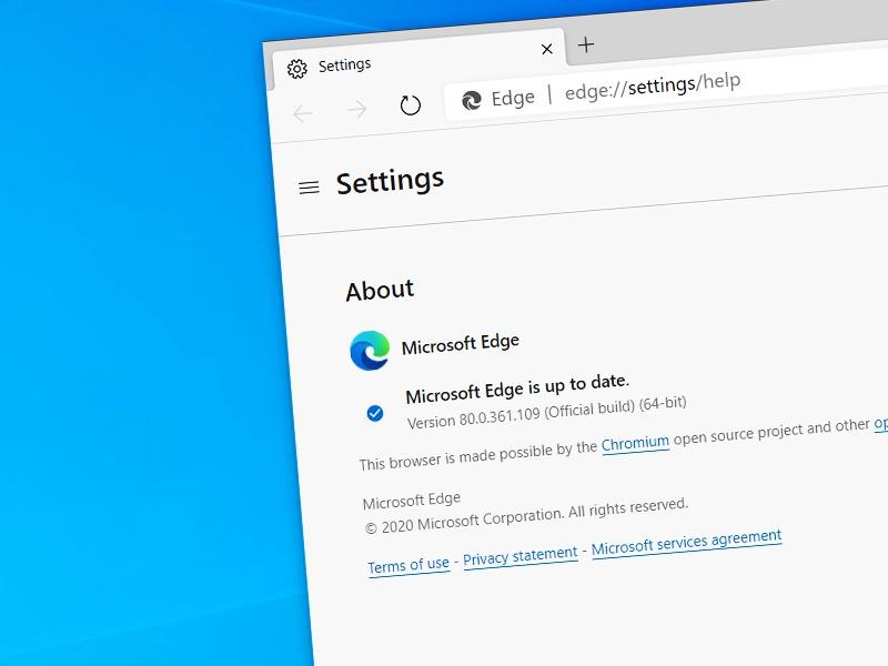 Microsoft Edge вече е по-популярен от Firefox