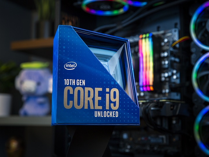 Първи впечатления от Intel Core i9-10900K