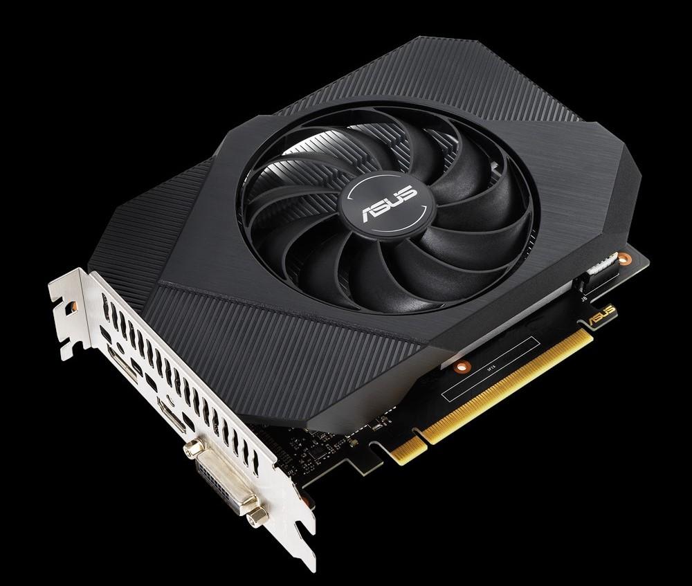 Две нови видеокарти от серията ASUS Phoenix GeForce GTX 1650 с GDDR6 буферна памет