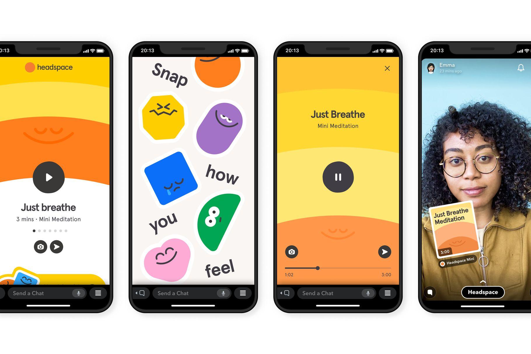 """Snap Minis: новото """"малко"""" допълнение към Snapchat"""