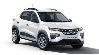 Dacia Spring Electric 2020-10