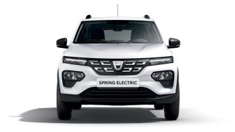 Dacia Spring Electric 2020-8