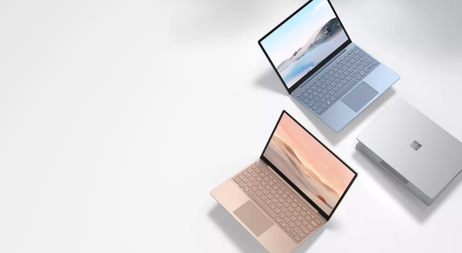 Microsoft официално представи лаптопа Surface Laptop Go с начална цена $549