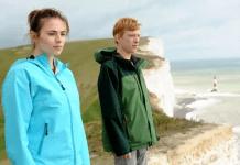 """Стопкадър от епизода """"Be Right Back"""" от 2013 г. на сериала """"Black Mirror""""."""