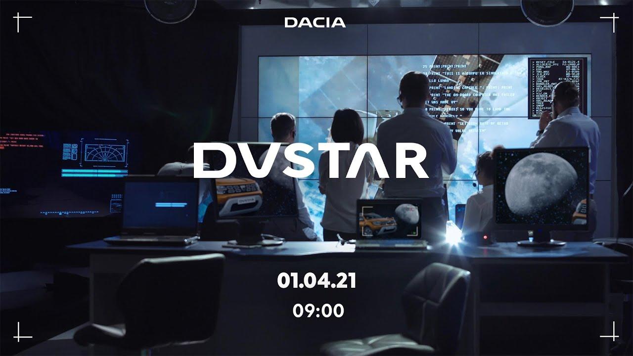 Dacia обяви стартирането на първата достъпна космическа програма. Наречена DUSTAR,