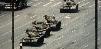 """Изображението """"Tank man"""", което изчезна от Google и Bing"""