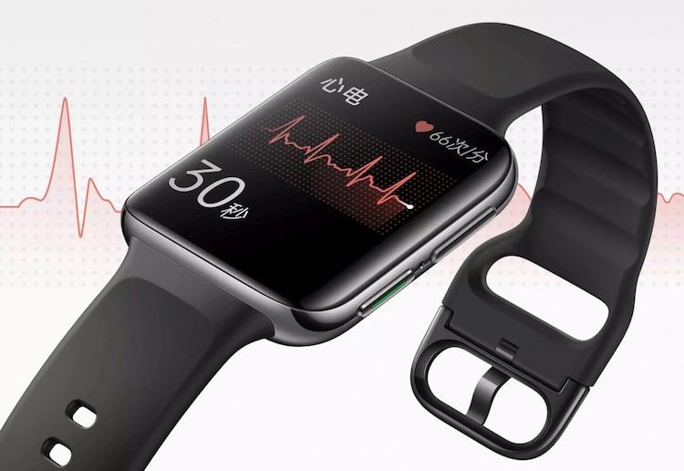 Оригиналният Oppo Watch излезе през месец март 2020 година, а