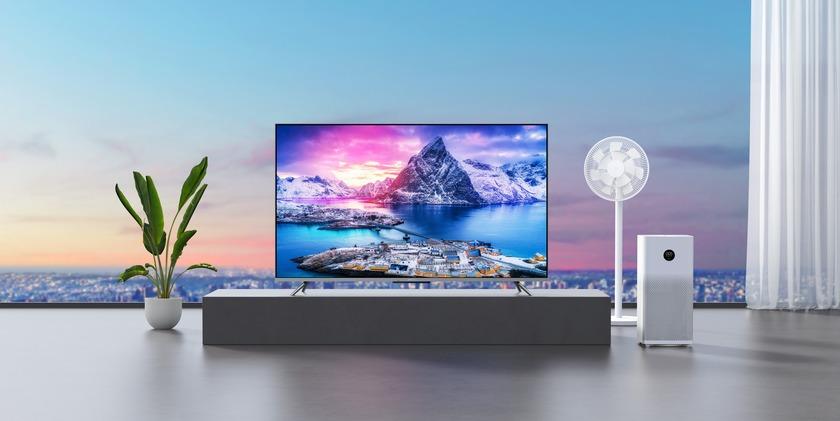 Xiaomi представи в Европа новия телевизор TV Q1E с QLED