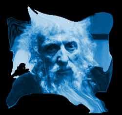 Rasputin + Santa Claus = ol Tom