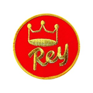 Rey Patch (Red)