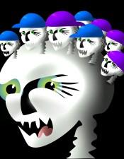G.-skull-caps