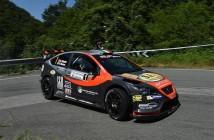 Elwis Chentre, Fulvio Florean (Ford Focus Rs WRC #1, New Driver S Team)