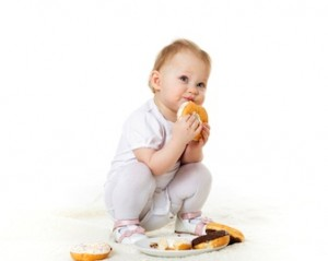 Will Your Baby Be Addicted to Junk Food?