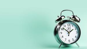 5 Ways to Actually Get Up on Time