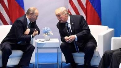 تصویر خروج ایران از سوریه یکی از اولویتهای مذاکرات ماه آینده ترامپ و پوتین