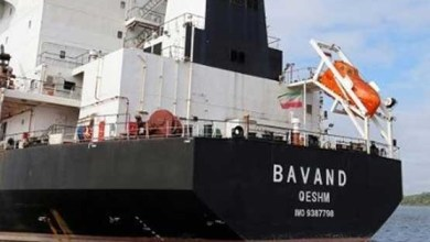 Photo of آغاز سوختگیری دو کشتی ایرانی در برزیل بعد از دو ماه