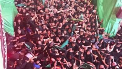 تصویر دهها نفر در مراسم عاشورا در کربلا کشته شدند؛ روایت ها از علت حادثه متفاوت است