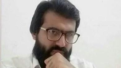Photo of محمد عثمان دامنی، فرزند مولانا محمد ابراهیم دامنی، پس از یک ماه بازداشت بدون ملاقات، آزاد شد