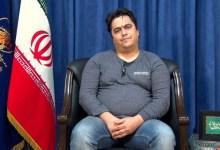 Photo of همسر روحالله زم: او را بیستم مهر از بغداد ربودند