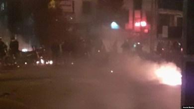 تصویر دستگیری ۱۴۰ نفر در خوزستان و اصفهان در رابطه با اعتراضات