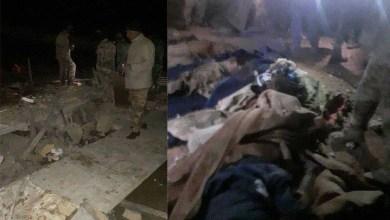Photo of افزایش آمار کشتهشدگان حملات هوایی آمریکا به پایگاههای حزب الله در عراق