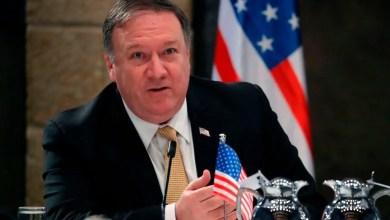 Photo of پومپئو: حمله به سفارت آمریکا نباید با اعتراضات علیه فساد صادراتی ایران اشتباه گرفته شود