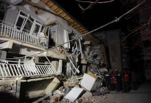 Photo of شمار جانباختگان زمینلرزه ترکیه به ۲۲ نفر رسید