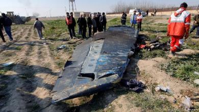 تصویر سازمان هواپیمایی ایران: دو موشک مجاورتی به هواپیمای اوکراینی شلیک شده است