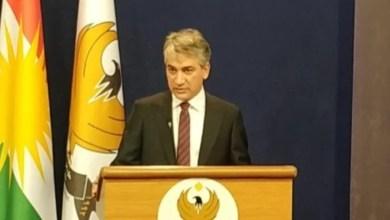 Photo of پاسخ اقلیم کردستان به نصرالله: تو که سال هاست در سوراخ ها پنهان شده ای، حق حمله به مبارزان نداری