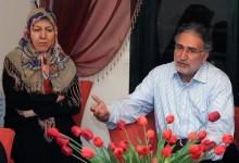 Photo of همسر محمد نوریزاد: محمد را آزاد نکنید، با فرزندانم تحصن خواهم کرد